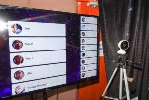 Trình làng Camera AI tích hợp khả năng chấm công theo thời gian thực